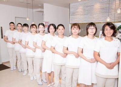 八王子駅北口 徒歩5分 アイボリー歯科クリニックのスタッフ写真4