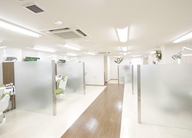 八王子駅 北口徒歩5分 アイボリー歯科クリニック写真4