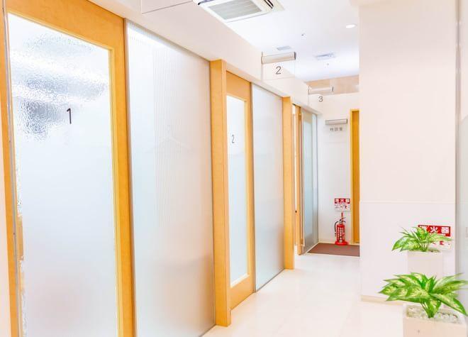 近鉄八尾駅 出口徒歩 6分 マイデンタルクリニックもりかわ歯科の院内写真4