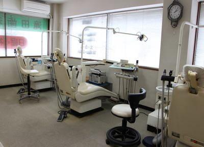 北田辺駅 2番出口徒歩 3分 滝田歯科医院の院内写真3