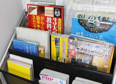 北田辺駅 2番出口徒歩 3分 滝田歯科医院の院内写真7