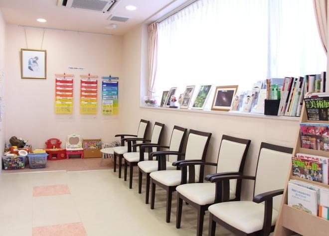 上尾駅 西口バス7分 新海歯科医院の院内写真4