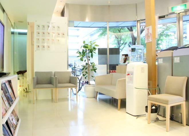 江坂駅 5番出口徒歩 2分 安岡デンタルオフィスの院内写真4