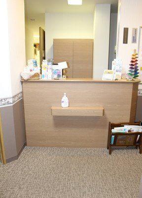 練馬駅 徒歩14分 山室歯科医院の院内写真5