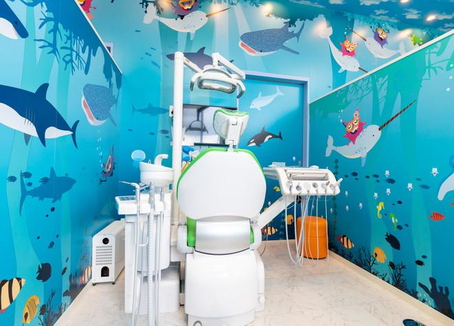 八潮駅 北口よりバス 5分 Lea Lea歯科矯正歯科クリニックの治療台写真2