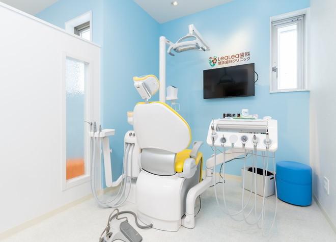 八潮駅 北口よりバス 5分 Lea Lea歯科矯正歯科クリニックの治療台写真5