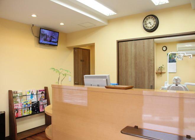 鴨居駅 南口徒歩 15分 やまびこ歯科医院の院内写真2