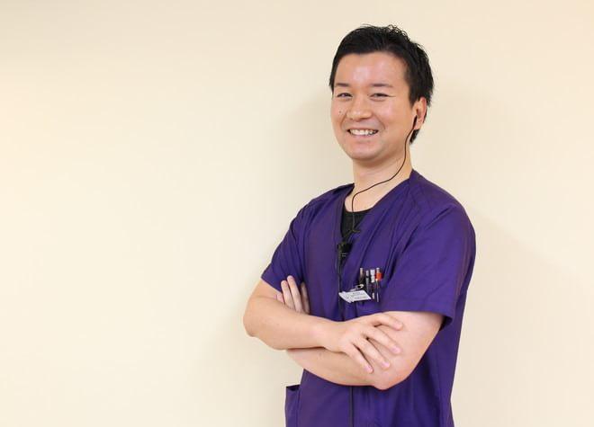 原田歯科クリニックの院長先生