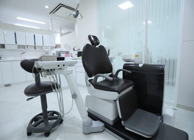 福井駅(福井県) 出口徒歩 2分 Ai Dental Clinicの治療台写真5