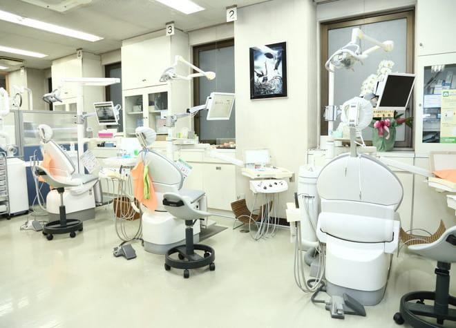 【本厚木駅 北口徒歩4分】 本厚木歯科クリニックの院内写真5