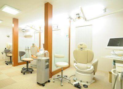 西院駅(阪急) 出口車 8分 中村歯科医院の診療室の風景写真5