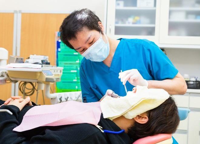 草加駅 西口徒歩 4分 草加クレイン歯科のスタッフ写真2