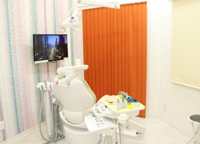 摂津富田駅 出入口2徒歩 7分 いろどり歯科の治療台写真7