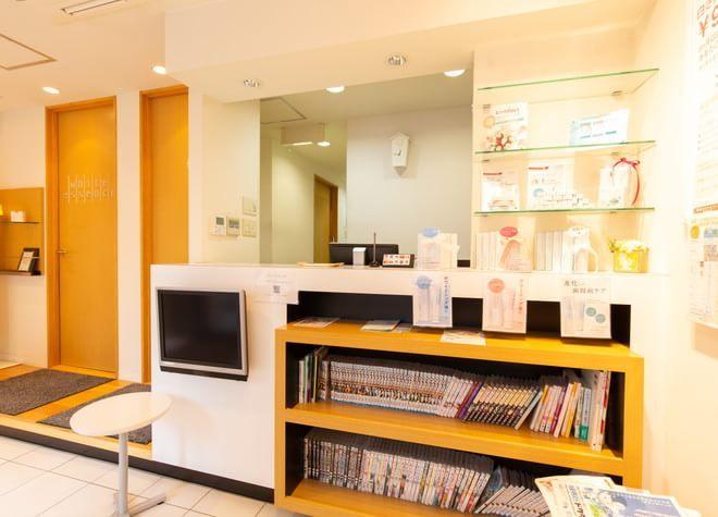 石神井公園駅 西口徒歩 1分 なかがわ歯科医院 ホワイトエッセンスの院内写真5