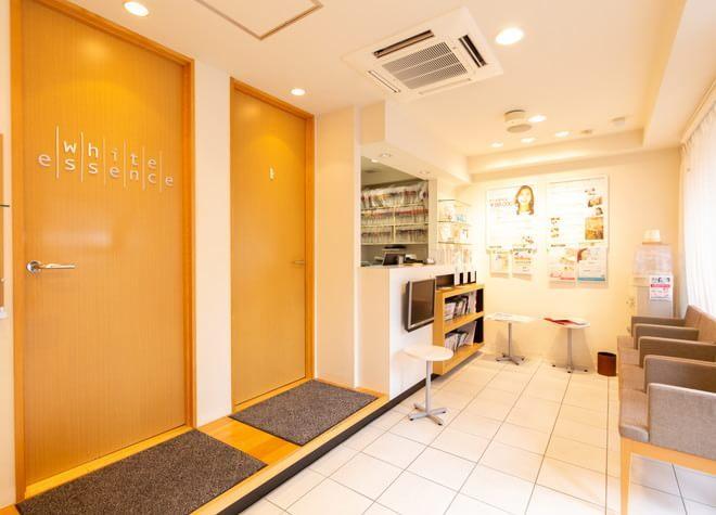 石神井公園駅 西口徒歩 1分 なかがわ歯科医院 ホワイトエッセンスの院内写真7