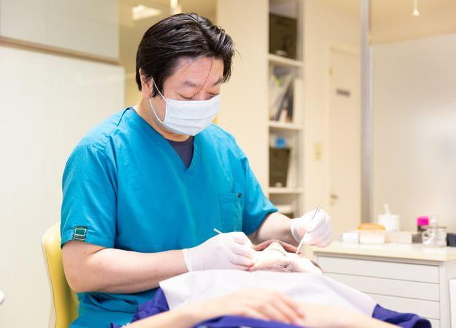 石神井公園駅 西口徒歩 1分 なかがわ歯科医院 ホワイトエッセンスのスタッフ写真3