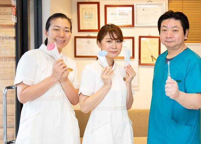 石神井公園駅 西口徒歩 1分 なかがわ歯科医院 ホワイトエッセンス写真1