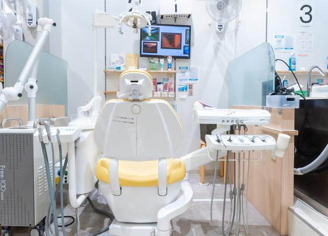 平間駅 出口徒歩 2分 ワコ歯科・矯正歯科クリニックの治療台写真7