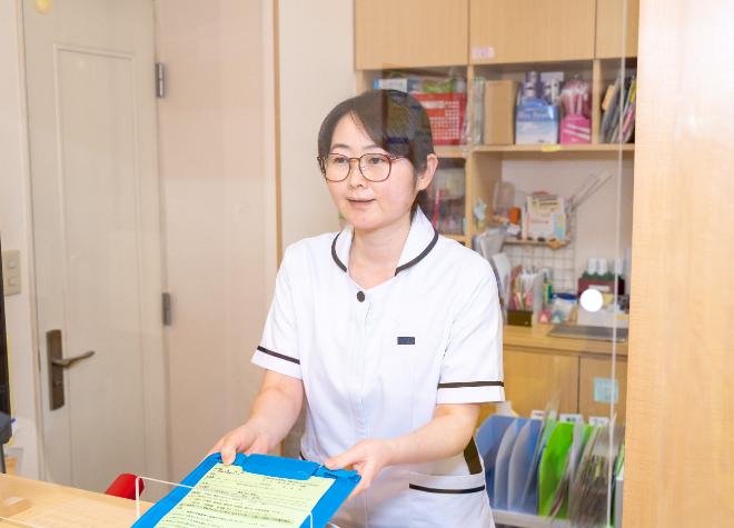谷塚駅 東口徒歩 22分 内田歯科医院のスタッフ写真6