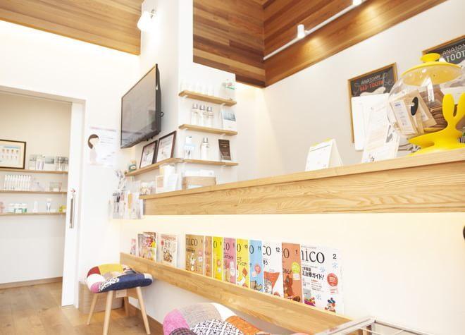 宇都宮駅 西口バス5分 やまうち歯科 second stageの院内写真2