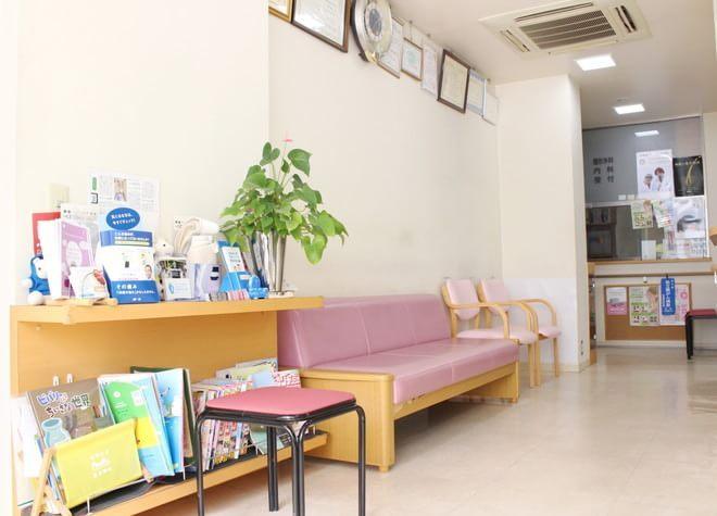 中延駅 出口徒歩 5分 中村歯科の院内写真2