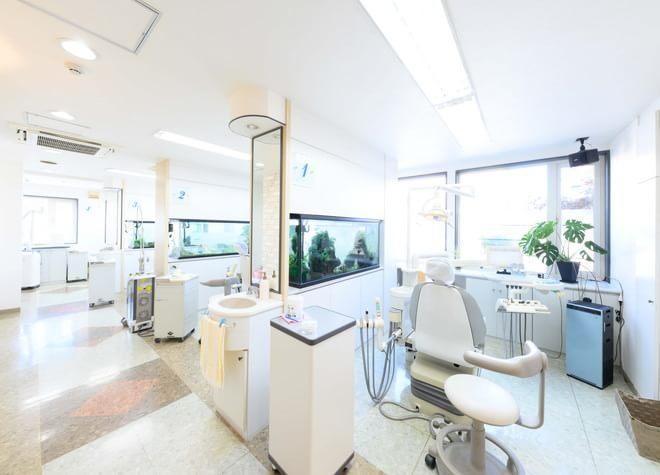 宮の沢駅 徒歩10分 発寒中央歯科クリニックの治療台写真4