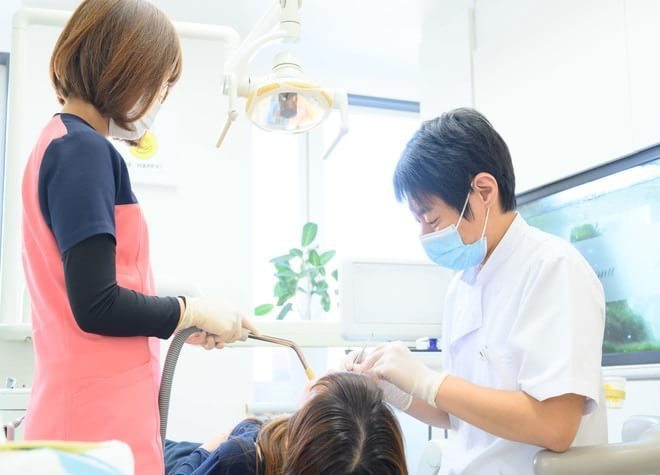 宮の沢駅 徒歩10分 発寒中央歯科クリニックのスタッフ写真3