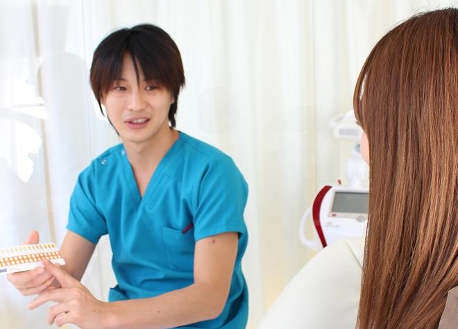 自分に合った治療を受けられる!オーダーメイド治療