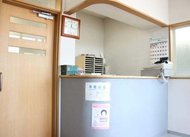 一社駅 出口徒歩10分 よもぎ台歯科の院内写真1