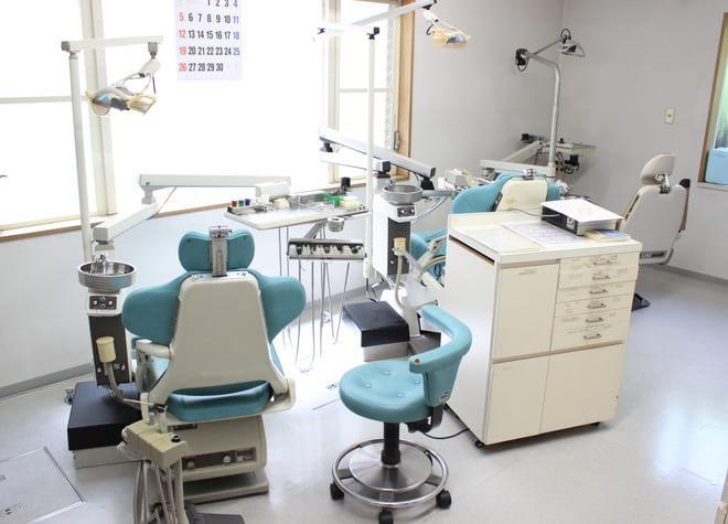 一社駅 出口徒歩10分 よもぎ台歯科の院内写真4