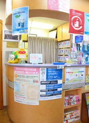 南田辺駅 出口徒歩5分 岡田歯科医院(阿倍野区)の院内写真2