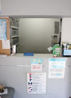 正雀駅 出口徒歩3分 おかもと歯科の院内写真5