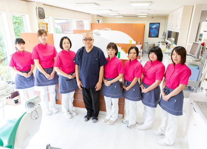 富田駅 車6分 よこづか歯科医院写真1