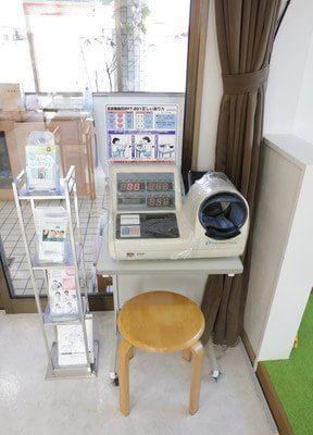 富田駅 車6分 よこづか歯科医院の院内写真5