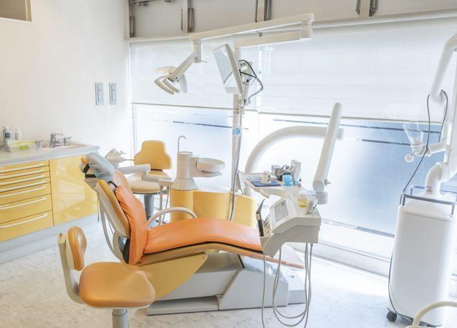 上盛岡駅 出口徒歩 15分 内丸歯科クリニックの治療台写真2