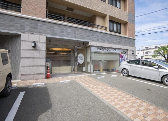 上盛岡駅 出口徒歩 15分 内丸歯科クリニックの外観写真7