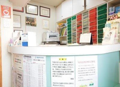 武生駅 出入口徒歩3分 いんべ歯科の院内写真7