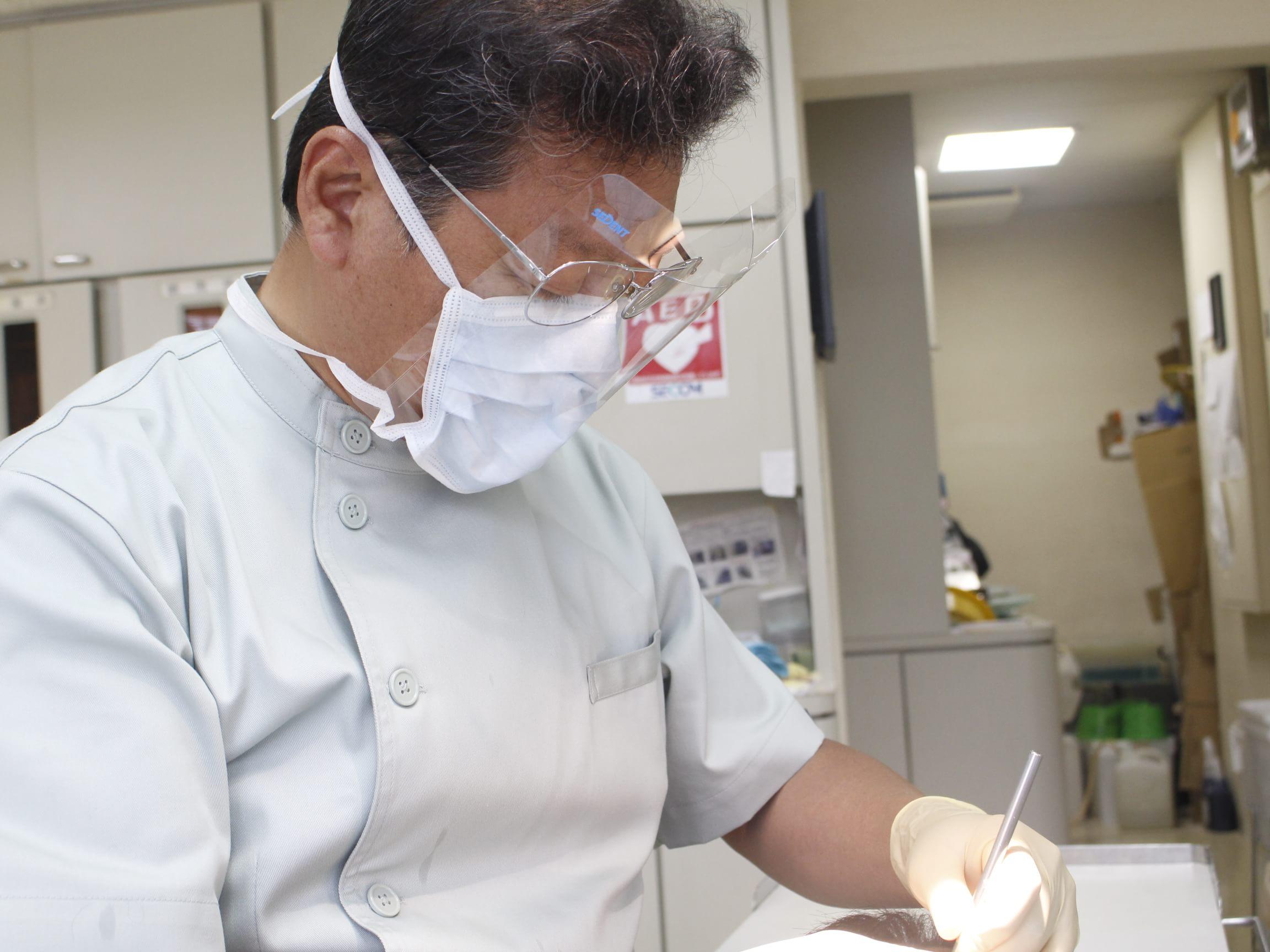 粟津駅(石川県) 出入口車 5分 くろだ歯科医院のスタッフ写真2