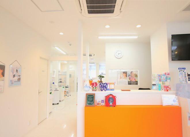 大森駅(東京都) 北口徒歩 1分 おおもり北口歯科のおおもり北口歯科写真5