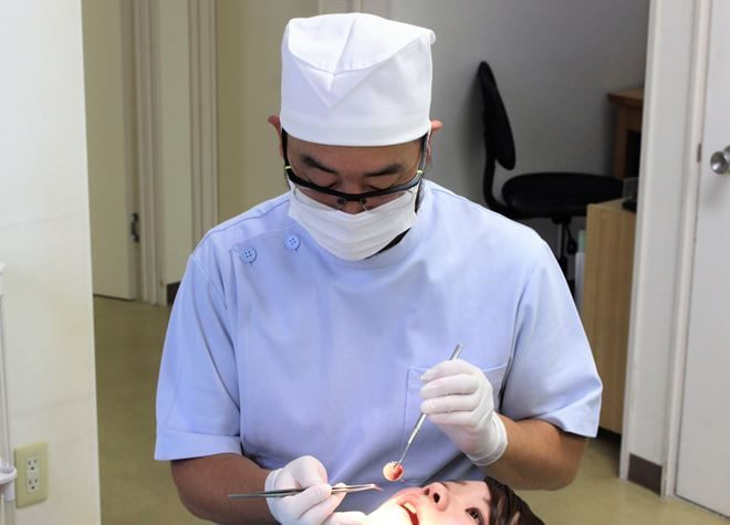 浜松駅 出口車 7分 島田歯科医院のスタッフ写真2
