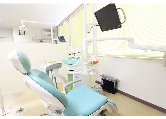浜松駅 出口車 7分 島田歯科医院の治療台写真3