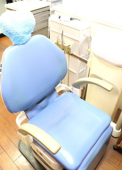 大久保駅(兵庫県) 出口徒歩 3分 尾西歯科医院の治療台写真5
