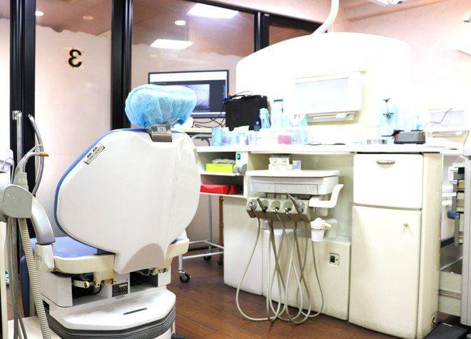 大久保駅(兵庫県) 出口徒歩 3分 尾西歯科医院の治療台写真6