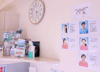 雑色駅 出口徒歩 10分 にじいろ歯科クリニックの院内写真4