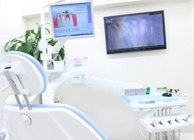 雑色駅 出口徒歩 10分 にじいろ歯科クリニックの院内写真5