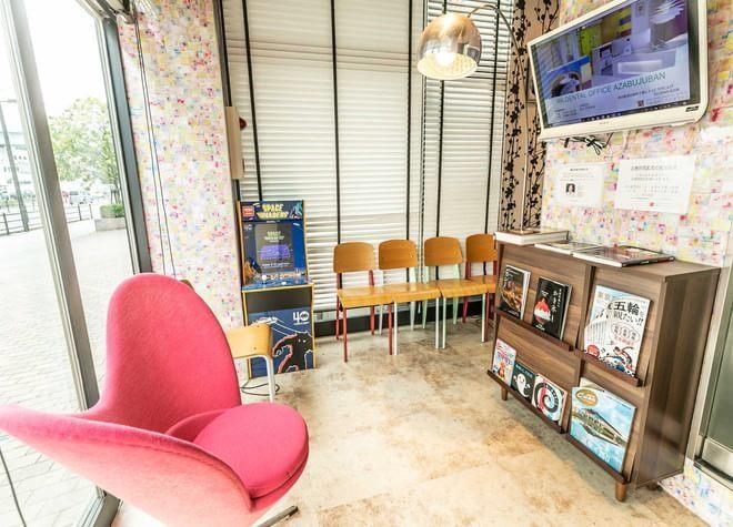 有明テニスの森駅 東口徒歩2分 デンタルオフィス東京ベイの院内写真4