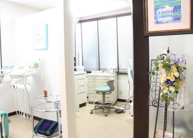 大泉学園駅 北口バス 18分 森山歯科医院の院内写真6