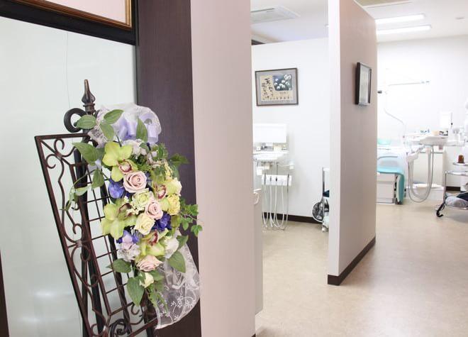 大泉学園駅 北口バス 18分 森山歯科医院の院内写真7