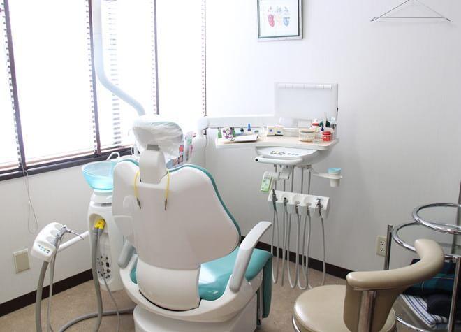 大泉学園駅 北口バス 18分 森山歯科医院の治療台写真2