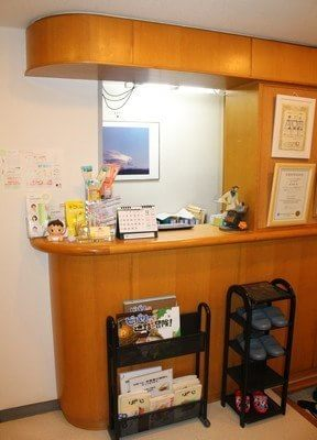 総武本線中野駅(東京都)北口 徒歩3分 林歯科医院の院内写真5